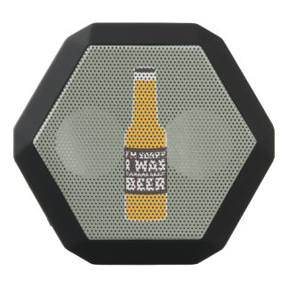 Thinking about Beer bottle Zjz0m Black Bluetooth Speaker
