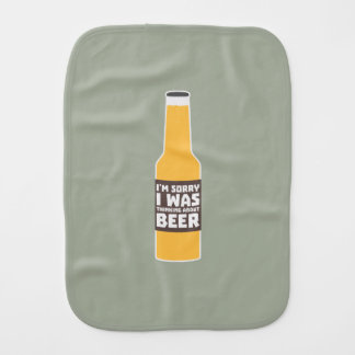 Thinking about Beer bottle Zjz0m Burp Cloth