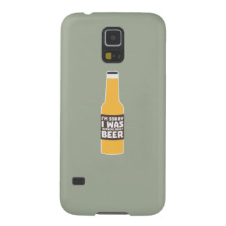 Thinking about Beer bottle Zjz0m Galaxy S5 Case