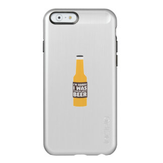 Thinking about Beer bottle Zjz0m Incipio Feather® Shine iPhone 6 Case