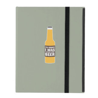 Thinking about Beer bottle Zjz0m iPad Case