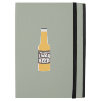 "Thinking about Beer bottle Zjz0m iPad Pro 12.9"" Case"