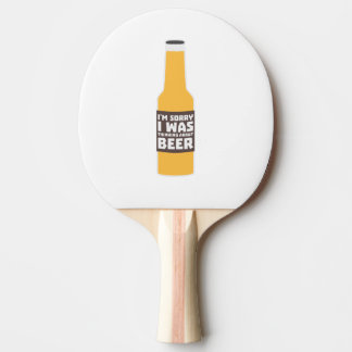 Thinking about Beer bottle Zjz0m Ping Pong Paddle