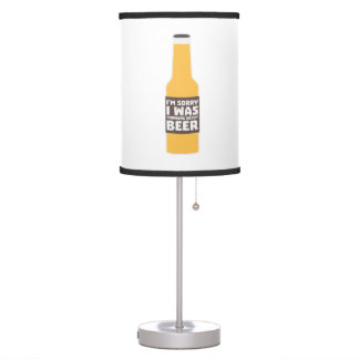 Thinking about Beer bottle Zjz0m Table Lamp