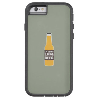 Thinking about Beer bottle Zjz0m Tough Xtreme iPhone 6 Case