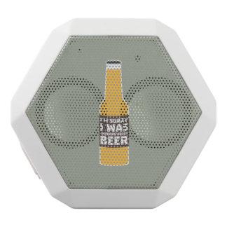 Thinking about Beer bottle Zjz0m White Bluetooth Speaker