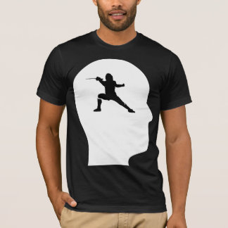 Thinking About Fencing T-Shirt