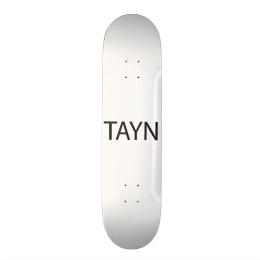 Thinking About You Now.ai Skate Boards