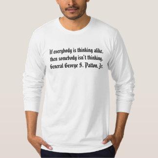 Thinking alike T-Shirt