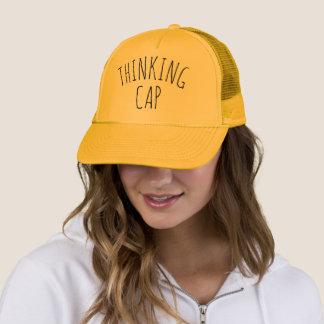 """THINKING CAP"" Trucker Hat"