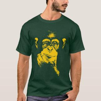 thinking chimpanzee T-Shirt
