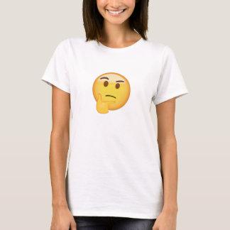 Thinking Face Emoji T-Shirt
