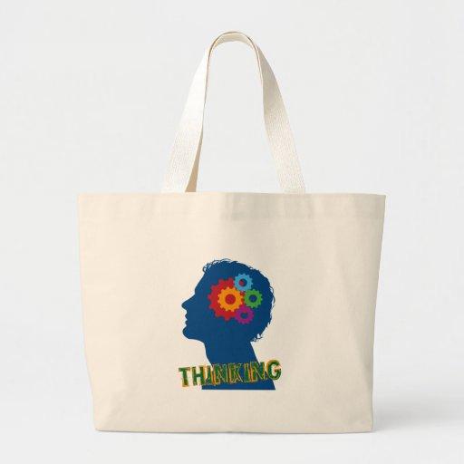 Thinking man bags