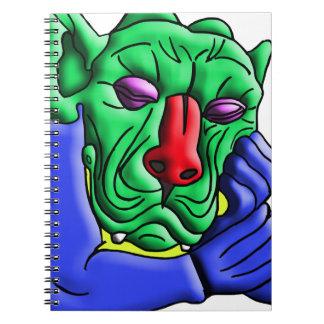 Thinking Monster Notebooks