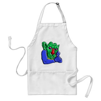 Thinking Monster Standard Apron