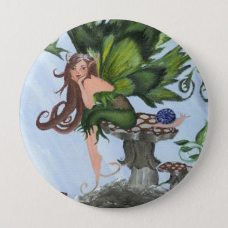 Thinking of You 4 Inch Round Button