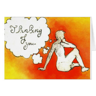 'Thinking of You' Card
