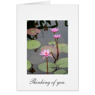 Thinking of You. Card