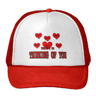 Thinking Of You Hat