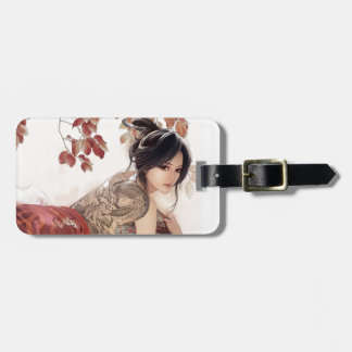 Thinking of you luggage tag