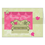 Thinking of You! Note Card