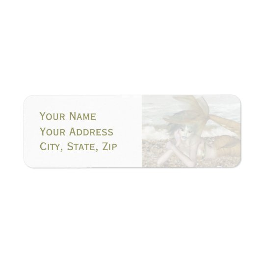 Thinking of You Return Address Label
