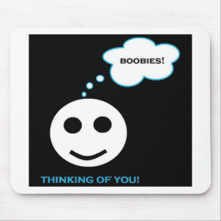 Thinking of you series collection mouse pad