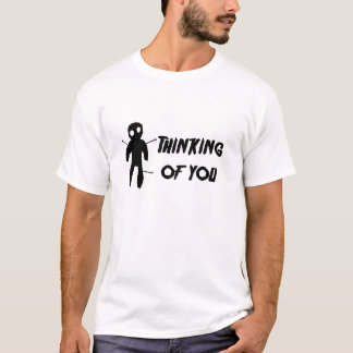 Thinking of you voodoo doll T-Shirt