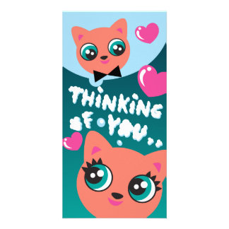 Thinking or you! card