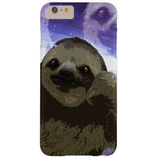 Thinking Sloth Phone Barely There iPhone 6 Plus Case