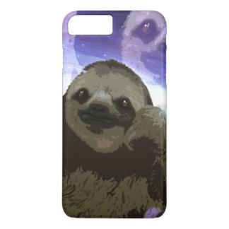 Thinking Sloth Phone iPhone 7 Plus Case