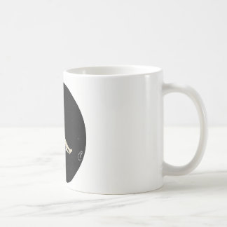 Thinking stars coffee mug
