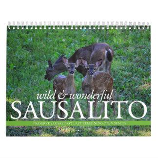 THINKSausalito 2012 Calendar