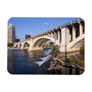 Third Avenue Bridge in Minneapolis Magnet