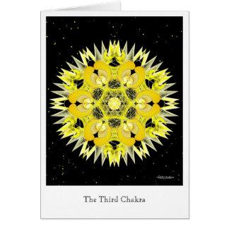 Third Chakra Card