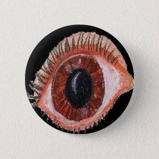 Third Eye 2 Inch Round Button