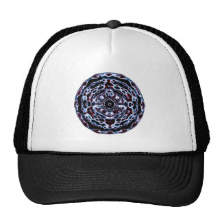 Third Eye and Crown Chakra Frequency Trucker Hat