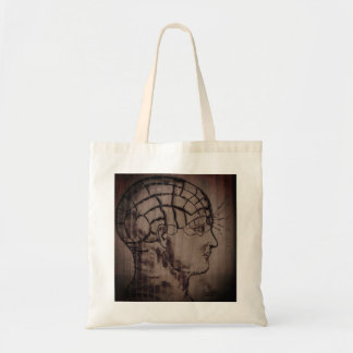 Third Eye Brain Tote Bag