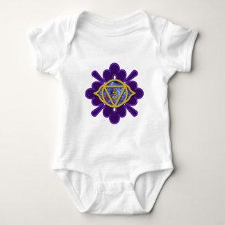 Third Eye Chakra Baby Bodysuit