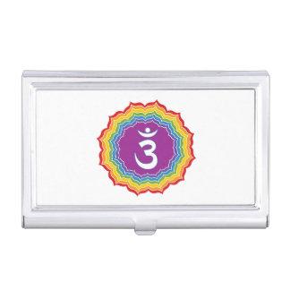 Third Eye chakra Business Card Case