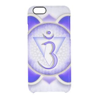 Third Eye Chakra Clear iPhone 6/6S Case