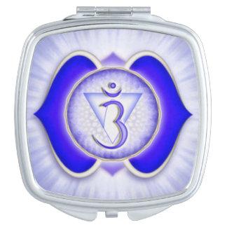 Third Eye Chakra Compact Mirror