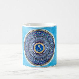 Third Eye Chakra Mandala Mug