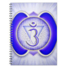 Third Eye Chakra Notebook