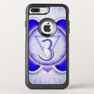 Third Eye Chakra OtterBox Commuter iPhone 8 Plus/7 Plus Case