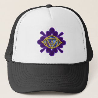 Third Eye Chakra Trucker Hat