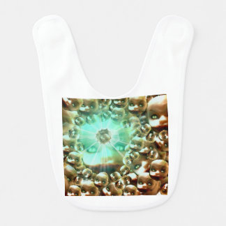 Third eye Dolly Bib