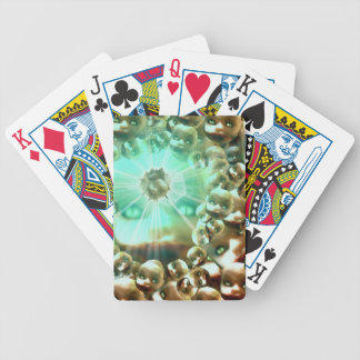 Third eye Dolly Bicycle Playing Cards
