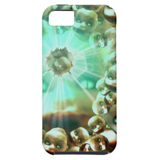 Third eye Dolly iPhone 5 Cover