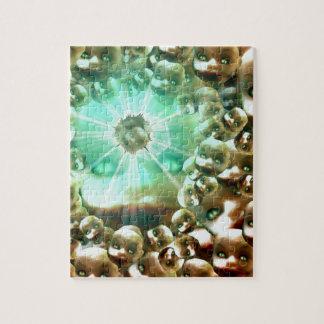 Third eye Dolly Jigsaw Puzzle